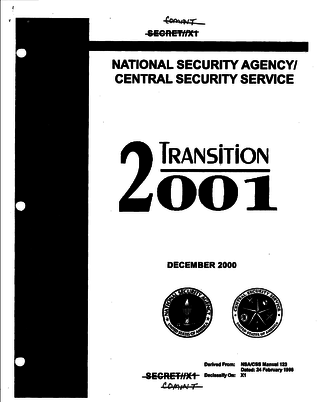 "<a  href=""https://www.eff.org/files/filenode/December%202000%20Transition%20nsa25.pdf"" target=""_blank"">NSA Transition to 2001</a>"